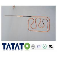 China Refrigeration Copper Tubing Pipe Fittings / Suction Connecting Tube ROHS on sale