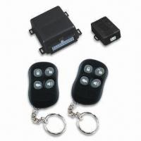 Quality Remote Car Alarm System with Auto Rearming and Defective Zone Bypass for sale
