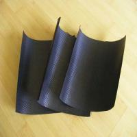 Buy cheap Geotextile Stabilization Fabric, pp or pet woven geotextile with white ,black and green color, Bidim A4,width 2-6m from wholesalers