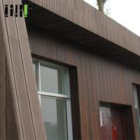 Quality Waterproof Bamboo Wall Cladding 10-30mm Thickness With Incredible Bending Strength for sale