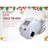 China Intense Pulse Light IPL Elight Hair Removal Nd Yag Laser Tattoo Removal Skin Care Device on sale