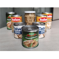 Quality 425g No Impurity Typical Taste Canned Sliced Mushrooms for sale