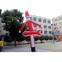 Buy cheap Promotion Actvity Inflatable Advertising Products / Inflatable Air Dancer from wholesalers