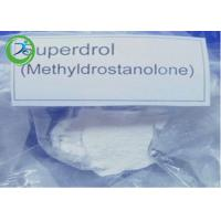 Buy cheap Superdrol powder  Methyldrostanolone , Raw Masteron Steroids CAS 3381-88-2 product