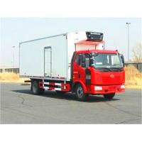 Buy cheap Faw 4X2 Refrigerated and Insulated Truck Body from wholesalers