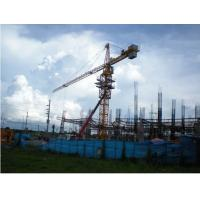 Buy cheap OEM 45m Construction Tower Cranes with 60m Jib product