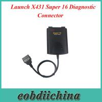 Quality Higher Quality Launch X431 Super 16 Diagnostic Connector for sale