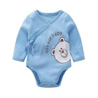 China Embroidery 3D Printing Unisex Baby Wear Single long sleeve Bodysuit With Screen Prints on sale
