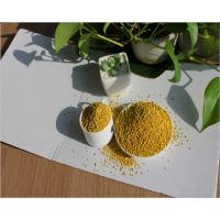 China Hot selling Europe and America Rape/Sunflower Bee Pollen Granules on sale