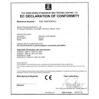 Xiamen Pinnacle Electrical Co., Ltd Certifications