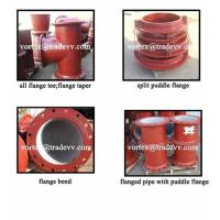 Buy cheap EN598 ductile cast iron pipe fitting from wholesalers