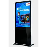 Buy cheap Outdoor Free Standing Digital Signage Display Lcd Advertising Screen Support CF Card product