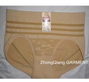 China Ladies Seamless Underpants, Briefs Panties on sale