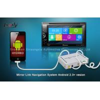 Buy Pioneer Mobile Entertainment Mirror Link Turns Car GPS Navigation Box 256M at wholesale prices