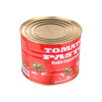 Quality Canned tomato paste/ tomato sauce/ tomato ketchup 70g  for sale