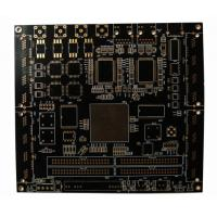 China Rigid 6 Layer Fr4 Copper Clad Circuit Board ENIG Surface Finish Quick Turn NO MOQ on sale