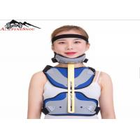 Quality Adjustable Best Girdle Cushion Lumbar Belt Back Neck Brace Waist Support for sale