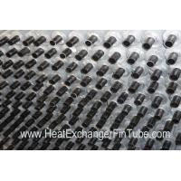 Quality A179 cold drawn seamless carbon steel Heat Exchanger Fin Tube OD 1'' for sale