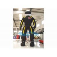 Buy Customized Cartoon Character Inflatables PVC Tarpaulin Materials For Display at wholesale prices