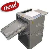 China 40 Sheets / Min Electric Paper Creasing Machine Crease-335 with CE Certificated on sale