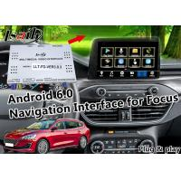 Quality Navigation Android Auto Interface for Focus with Online Map Google Facebood Waze for sale