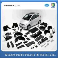 Quality OEM Custom Plastic Injection Molded Auto Spare Parts Mould Injection Precision 0.05mm for sale