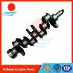 Quality 4BC1 4BC2 Crankshaft 5-12310-161-0 for ISUZU Forklift NKR57 NPR57 for sale