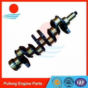 4BC1 4BC2 Crankshaft 5-12310-161-0 for ISUZU Forklift NKR57 NPR57