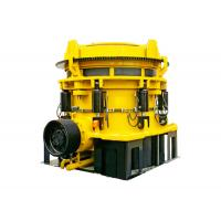 Quality Hydraulic Cone Crusher Aggregate Processing Equipment Multi Cylinder for sale