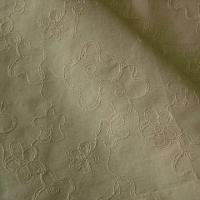 Quality Embroidered Fabric, Made of 100% Cotton for sale
