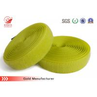 Quality Flexible Diy Durable Hook Loop Loop And Hook Green With Iso9001 Certification for sale