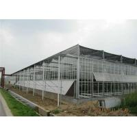 Quality Anti Condensation Plastic Panels Greenhouse , Ecological Greenhouse 2100mm Max Width for sale