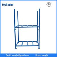 Quality Heavy Duty Industrial Multi-level Type Warehouse Cargo Stacking Pallet Rack for sale