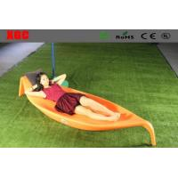 China Modern Plastic Outdoor Pool Chaise Lounge Chairs , Patio Furniture Chaise Lounge Colors Changing on sale