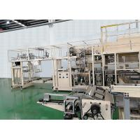 Buy 0.8Mpa 30 35 Bag/Min Full Servo Baby Diaper Packing Machine at wholesale prices