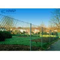 China Professional Welded Wire Mesh , Welded Steel Mesh 1.8m High PVC Coated on sale