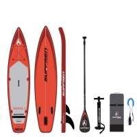 Buy cheap Pvc Eva 10' X32'' X 6'' Inflatable Surf SUP Board from wholesalers
