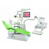 Quality MR-2688D4 0.2Mpa - 0. 4Mpa Luxury Top Mounted Style Dental Chair Unit With CE, ISO for sale