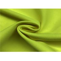 Quality Breathable Taslon Fabric , Soft Elastic Polyester Ripstop Fabric For Outdoor Wear for sale