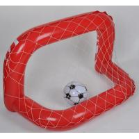Quality Outdoor Games Inflatable Kids Toys Football Goal Gate/Net  EN71 PVC Soccer Gate for sale