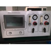 Buy cheap UL Approved Single Wire Vertical Flammability Test Equipment With Welding Process product