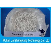 Buy cheap CAS 72-63-9 Dianabol Methandienone Powder / Injectable Dbol Supplement Legal Anabolic Steroids product