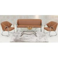 Quality Modern PU leather China reception office lounge sofa for sale