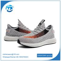 China new design shoeshigh quality casual shoes Customized OEM men sport shoes for running on sale