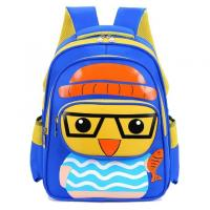 China Nylon Cartoon Children Waterproof School Bags , Kids Backpacks For School on sale