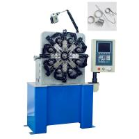 Quality 4 Axis Torsion Spring Machine With 0.30 - 2.30 mm Steel Wire Diameter for sale