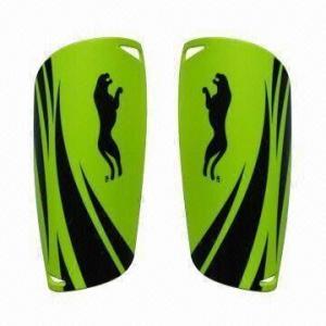 Quality Hot Selling Soccer/Hockey Shin Guard, Plastic Shin Guard for sale