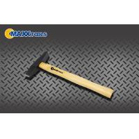 Buy cheap Polished Chipping Drop Forged Hammer 300g 500g Fiber Glass Handle product