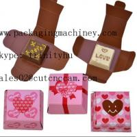 Buy cute paper box sample making machine at wholesale prices
