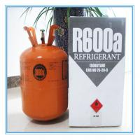 Quality 99.9% Purity ISO-Butane Refrigerant R600A Gas competitive price for sale